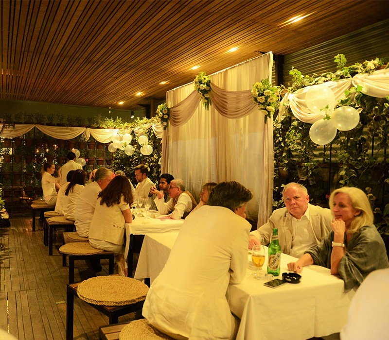 Events at The Old House Restaurant